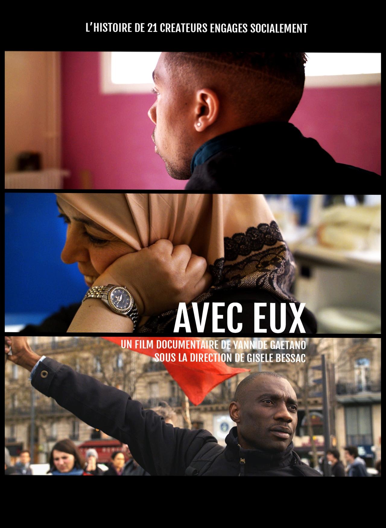 """Synopsis : Jaquette """"AVEC EUX"""" copie"""